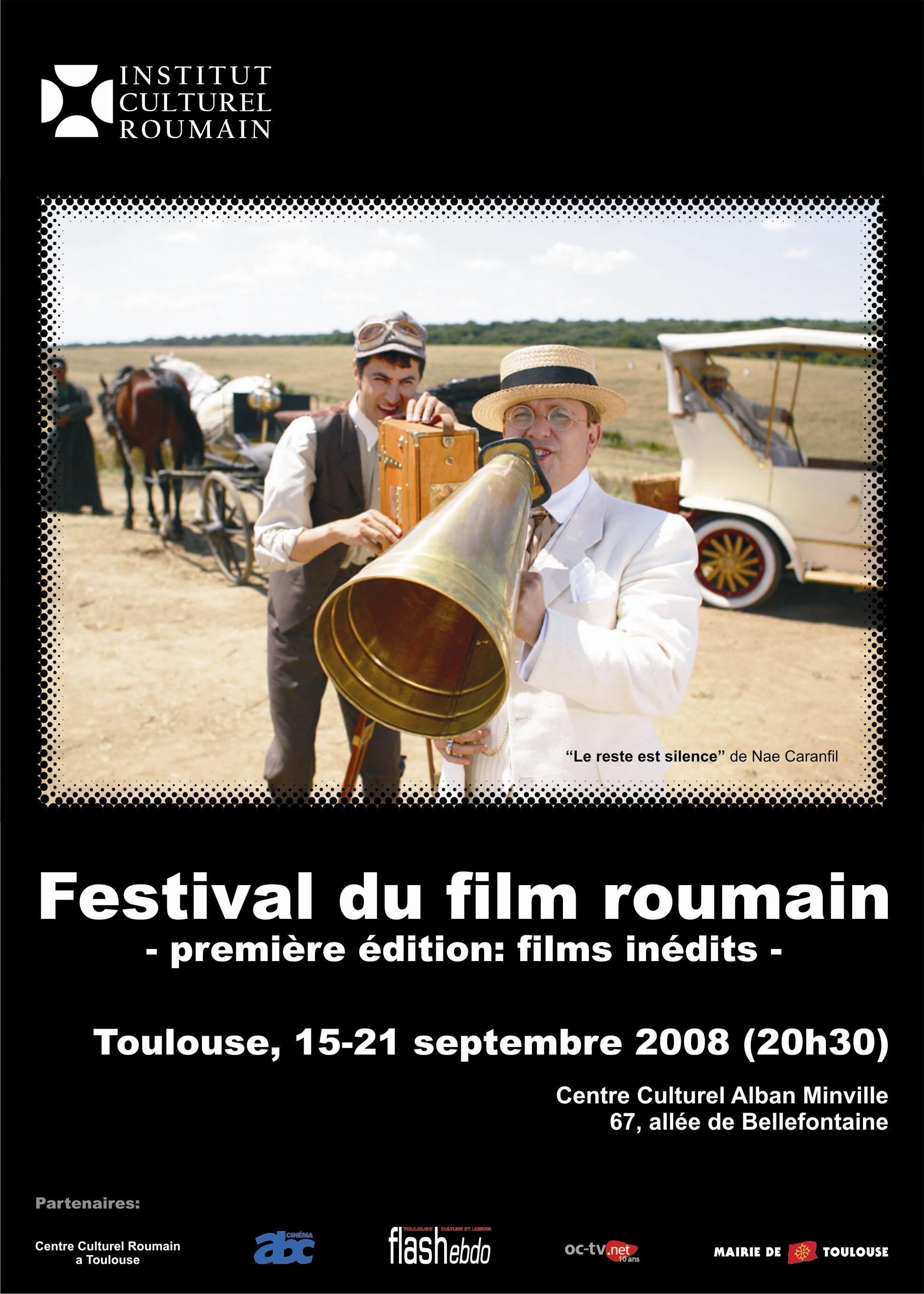 Festival du film roumain de Toulouse