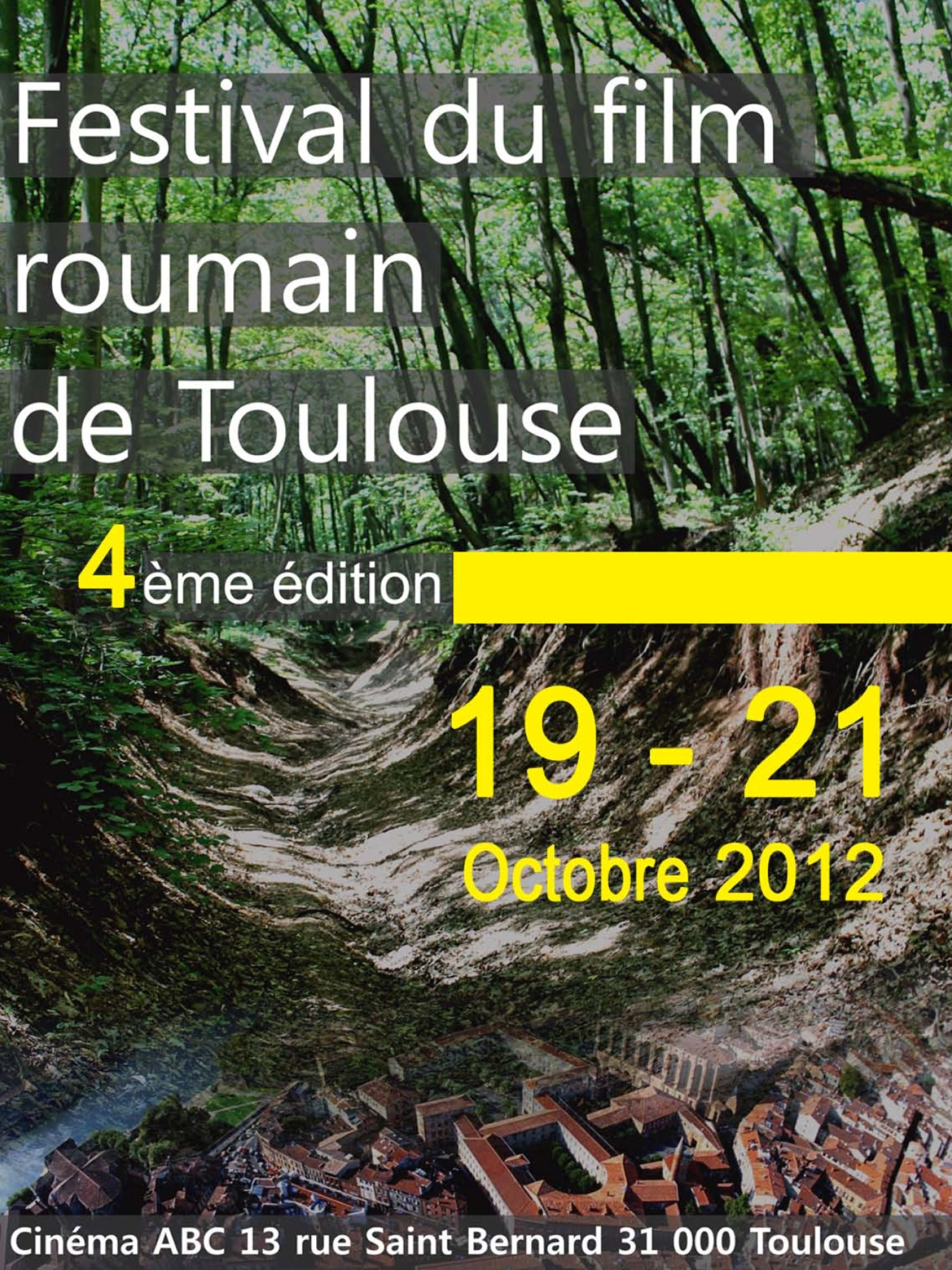 Festival du film roumain de Toulouse, 2012