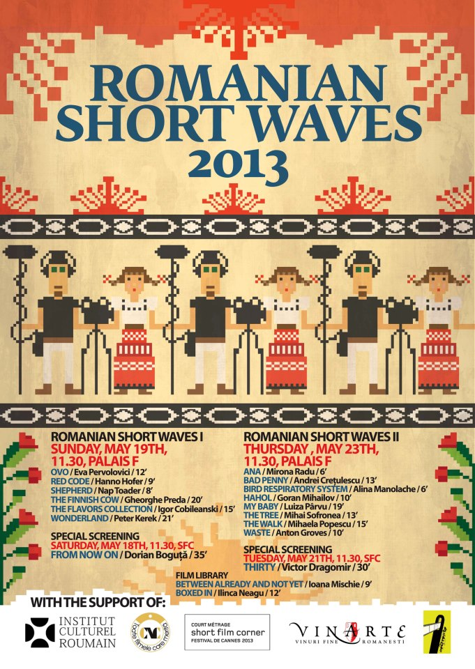 ROMANIAN SHORT WAVES 2013