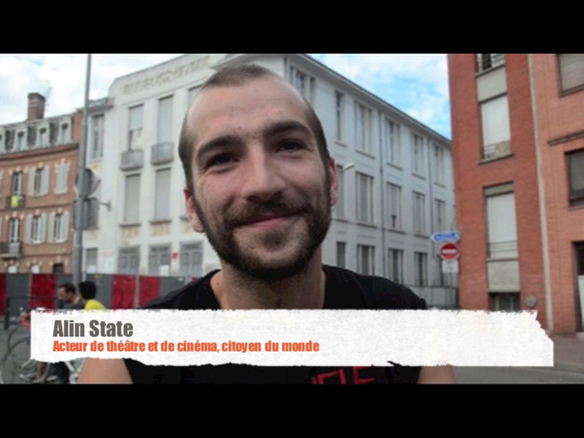 Alin State, «Croc» dans Rocker, a les «crocs» pour Roșia Montană
