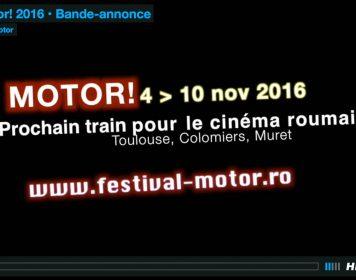 Bande-annonce Motor! 2016